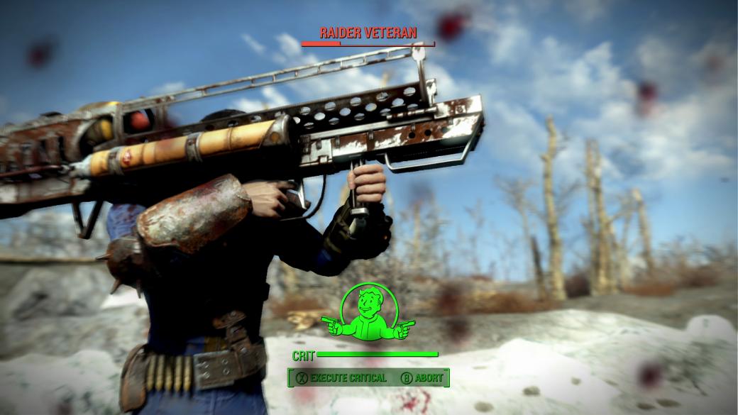 Женщина, собака и пулемет на борту в новом арте и скринах Fallout 4 - Изображение 13