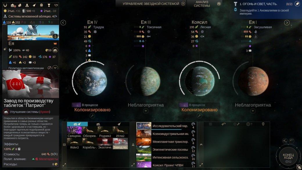 Рецензия на Endless Space 2. Обзор игры - Изображение 10