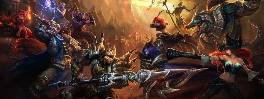 Объявлена дата финала чемпионата по League of Legends - Изображение 1
