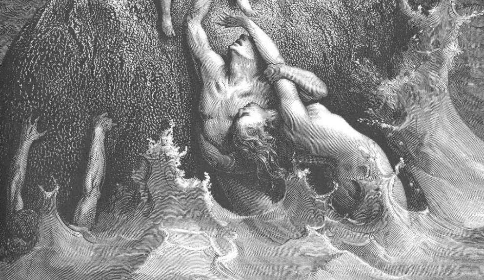 Как пережить ветхозаветный потоп. Инструкция по Библии. - Изображение 3