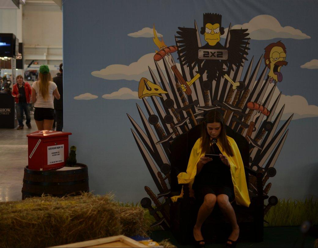 Фотоотчет с «Игромира» и Comic Con Russia, день 1 - Изображение 18