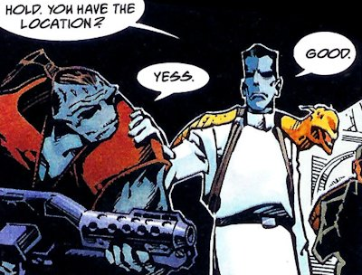 Кто такой гранд-адмирал Траун?. - Изображение 5