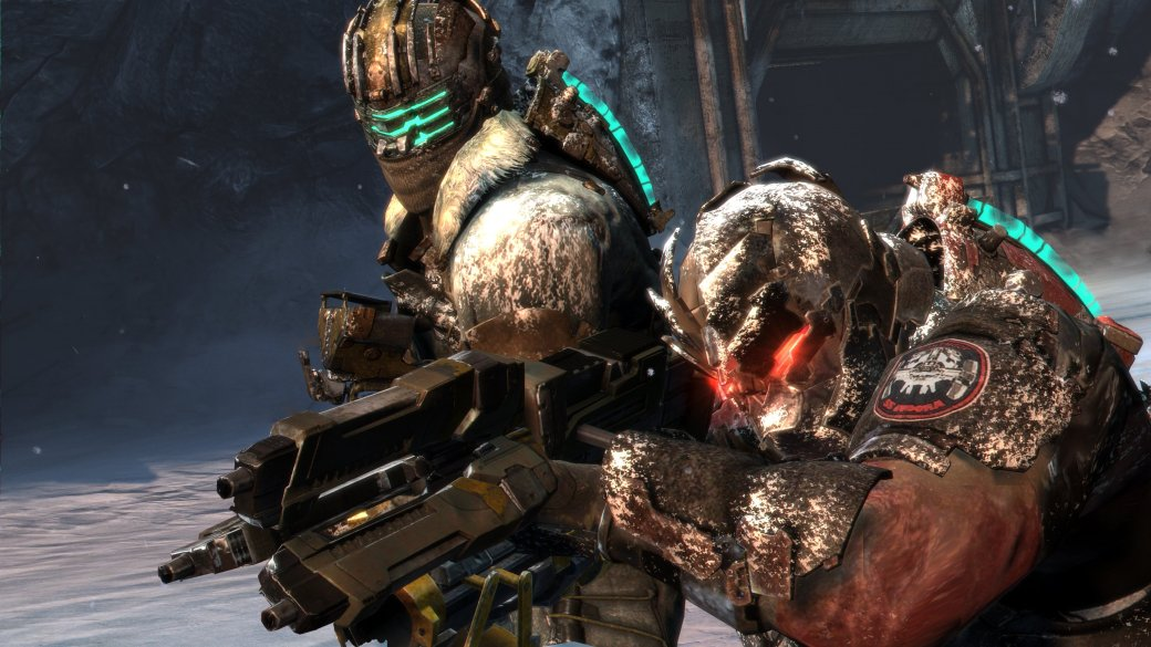 E3: Dead Space 3 - наши впечатления - Изображение 1