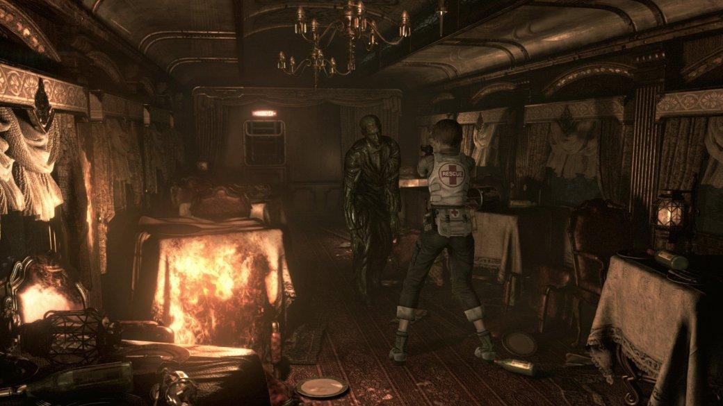 Resident Evil 0: от прототипа до HD-ремастера за 5 минут - Изображение 1