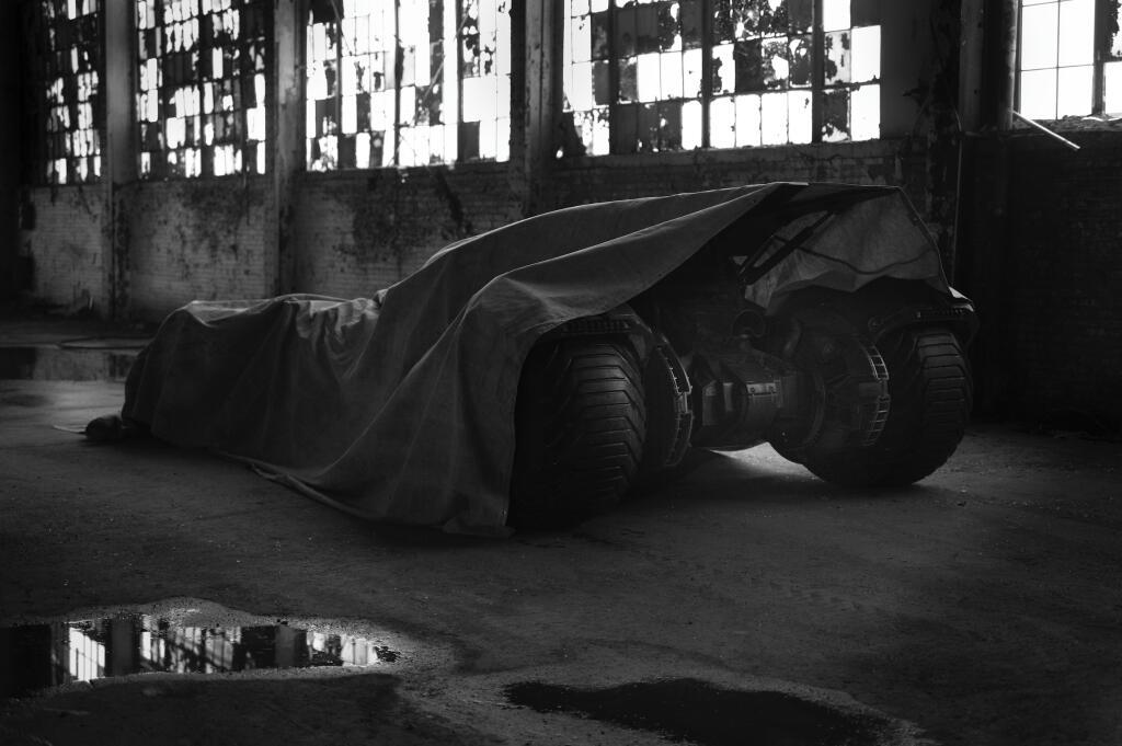 Бена Аффлека поймали на фото в костюме Бэтмена - Изображение 2
