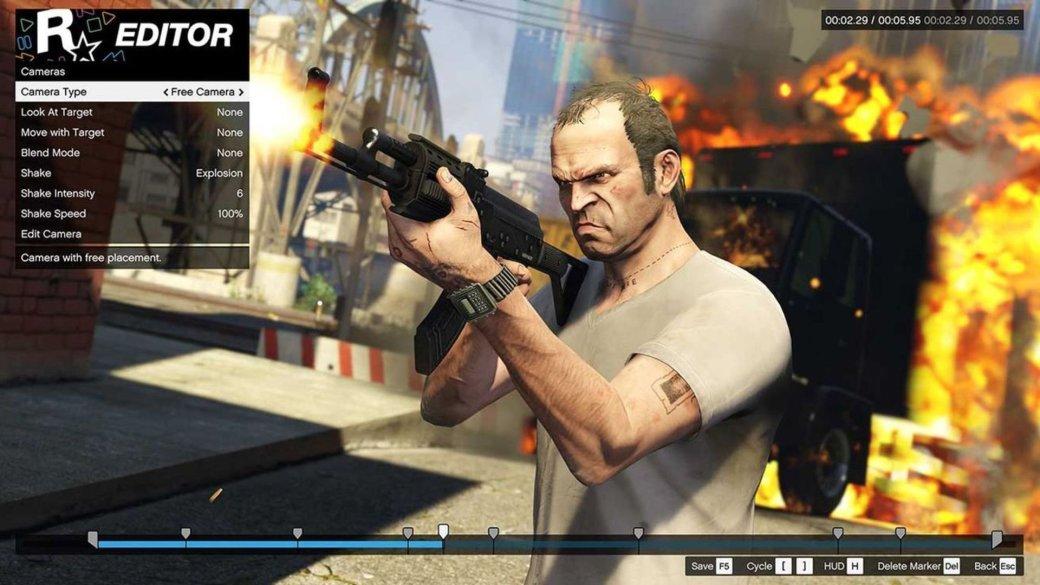 С появлением на консолях Rockstar Editor получит новый функционал . - Изображение 1