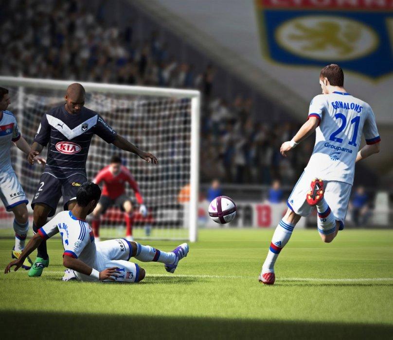Рецензия на FIFA 13. Обзор игры - Изображение 1