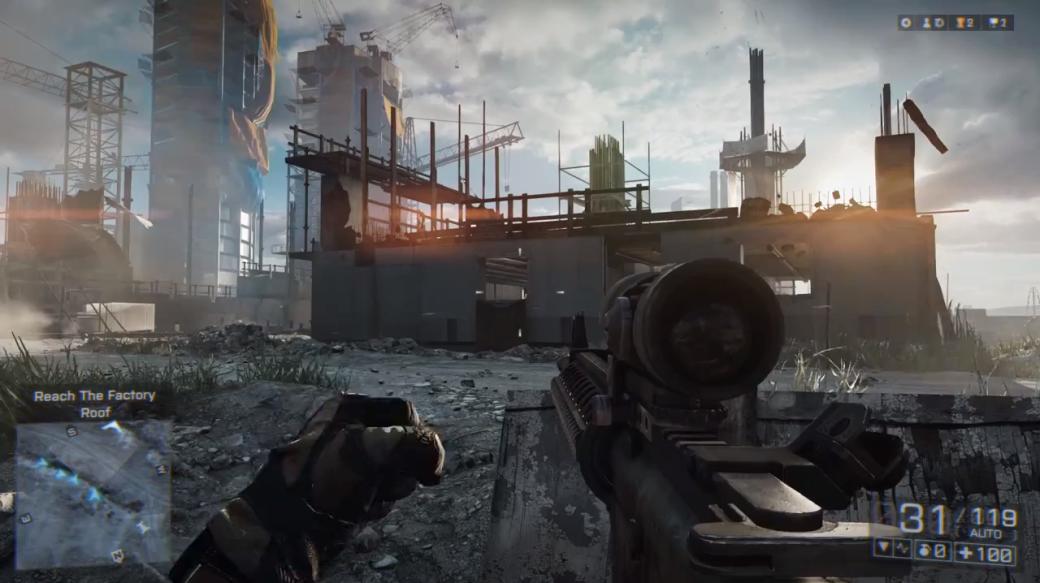 Милитари-дежавю: 11 сцен из трейлера Battlefield 4, которые мы где-то видели. - Изображение 11