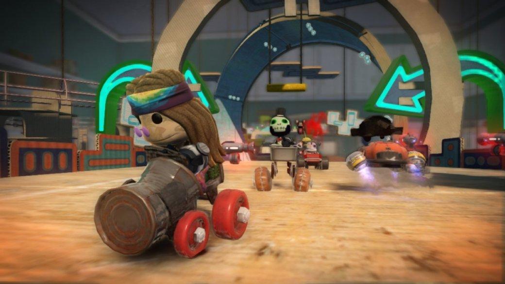 LittleBigPlanet Karting - первые впечатления - Изображение 3
