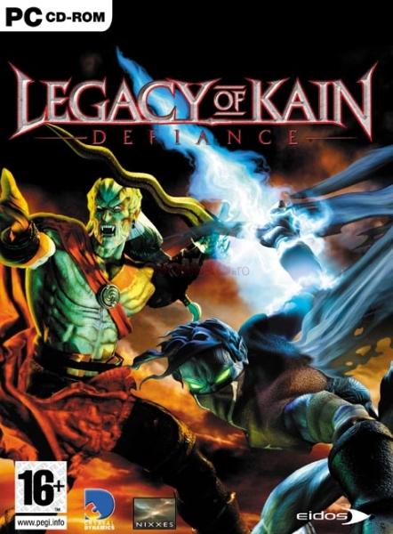 Legacy of Kain Defiance или как я статью писал  - Изображение 5