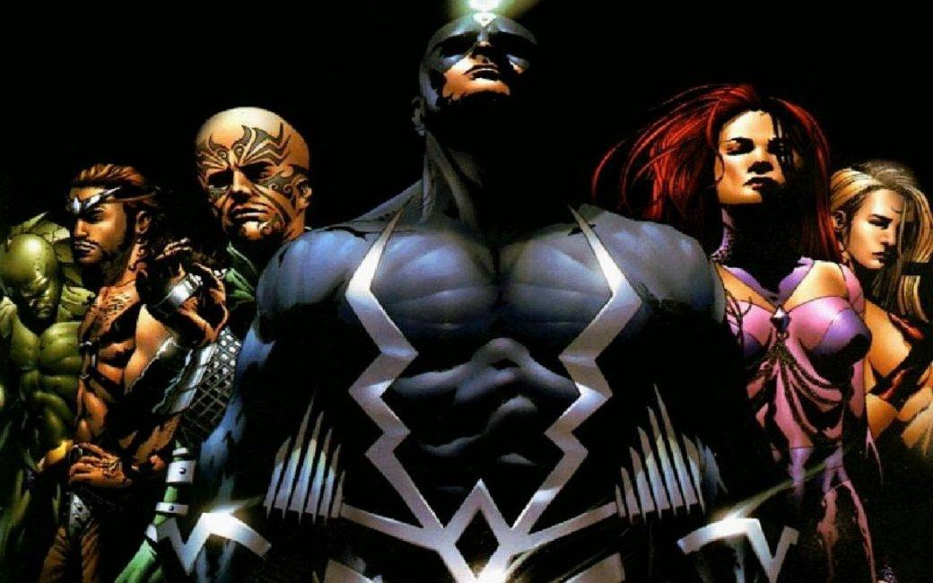 Marvel запускает сериал про Нелюдей - Изображение 1