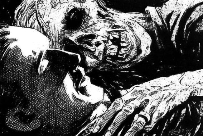 World of Darkness: №1,5. Как вычислить вампира. - Изображение 3