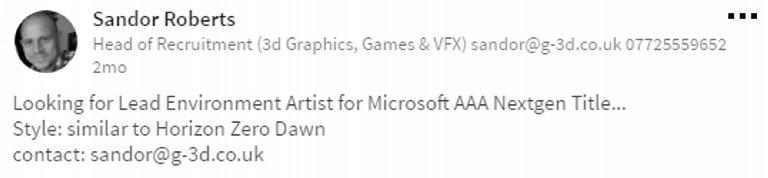 Слух: Microsoftработает над игрой встиле Horizon: Zero Dawn. - Изображение 2