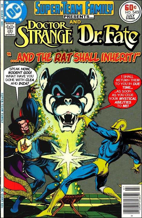 Как Marvel персонажей DC воровала (и наоборот). - Изображение 18