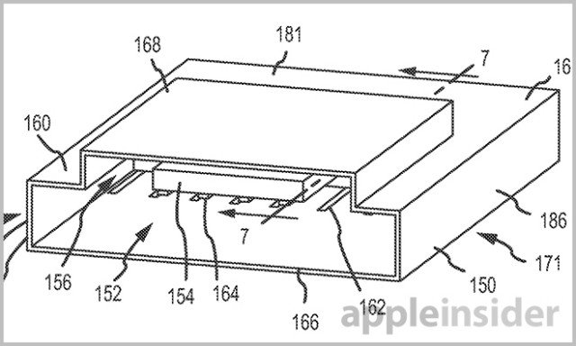 Apple объединит слот для карты памяти и порт USB. - Изображение 1
