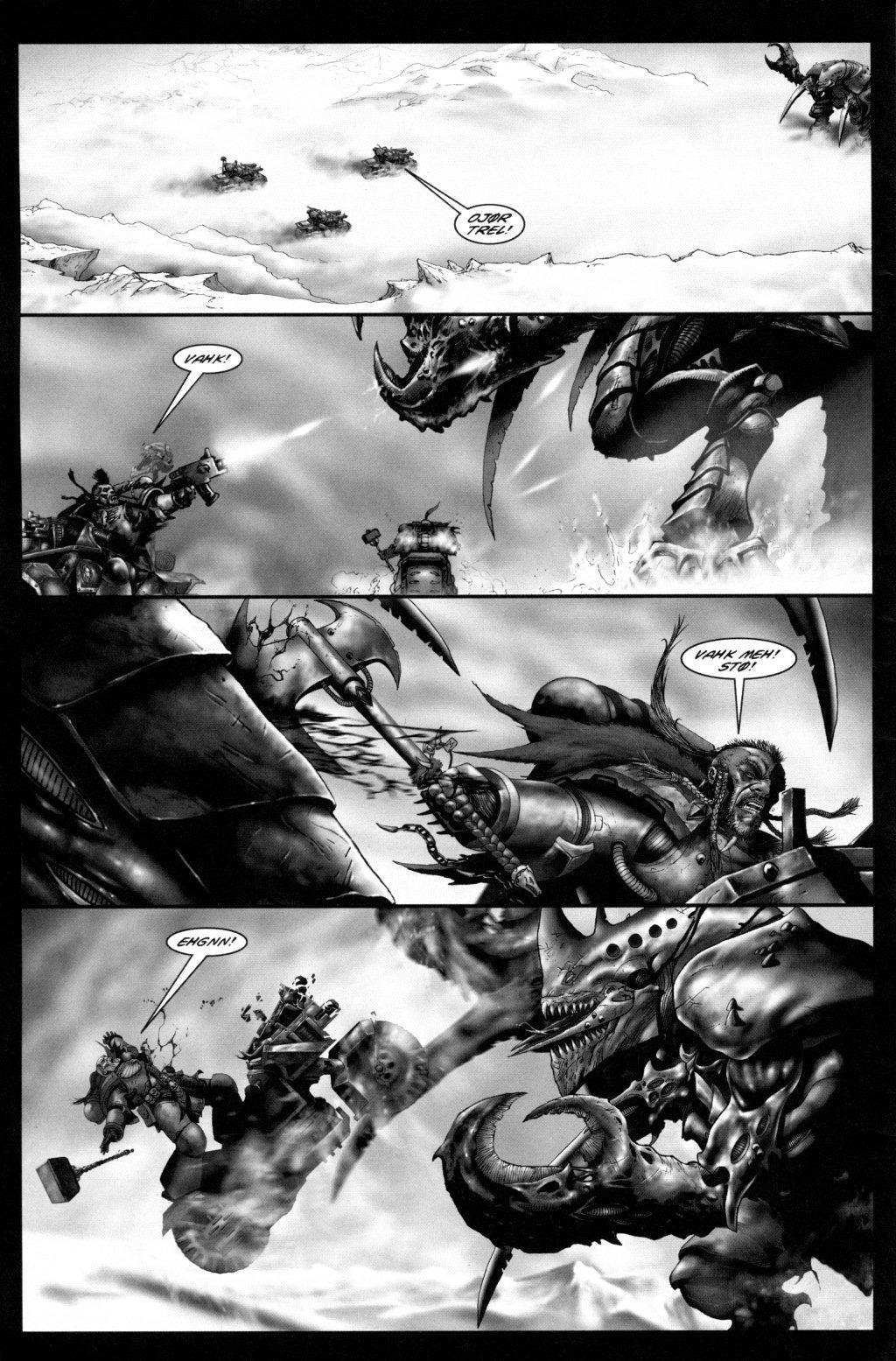 Самые крутые комиксы по Warhammer 40.000. - Изображение 9