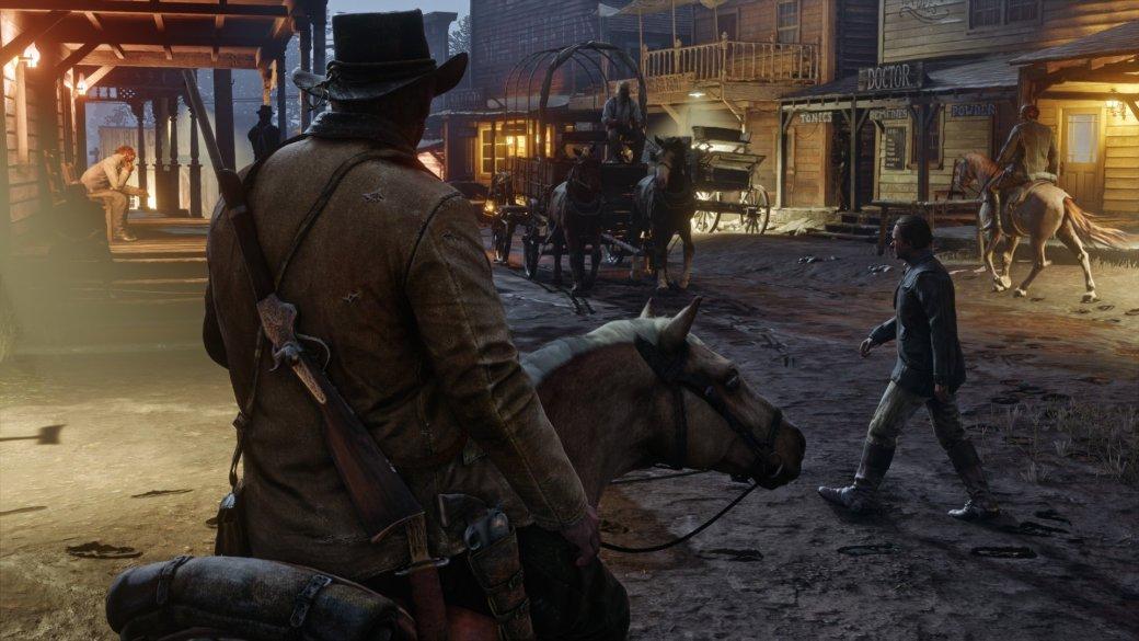 Выход Red Dead Redemption 2 перенесли на 2018-й год
