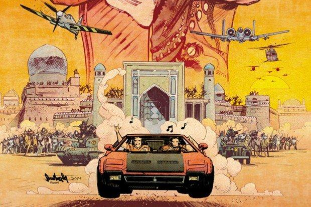 Universal экранизирует новый комикс Миллара «Хрононавты» - Изображение 2