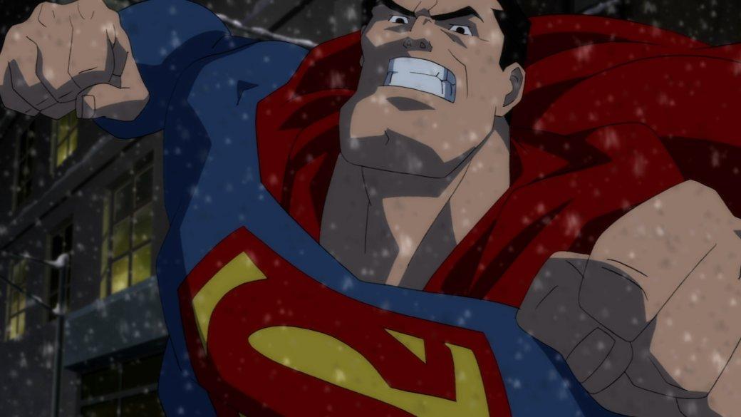 Как начать смотреть полнометражную супергеройскую анимацию. - Изображение 9