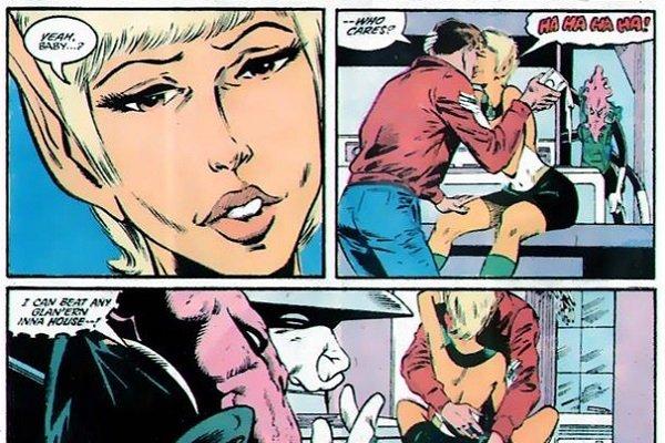 Монстры «Секретных материалов» и их аналоги из супергеройских комиксов - Изображение 31