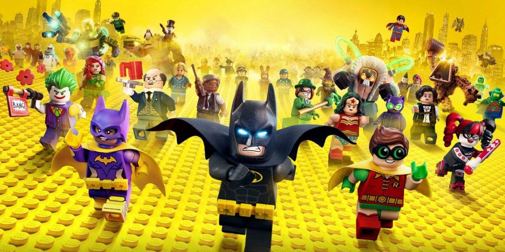 Рецензия на «Лего Фильм: Бэтмен». - Изображение 1