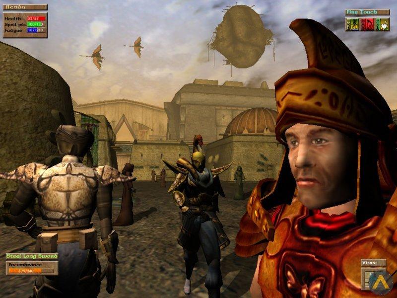Как поиграть в Morrowind с совеременной картинкой? - Изображение 1