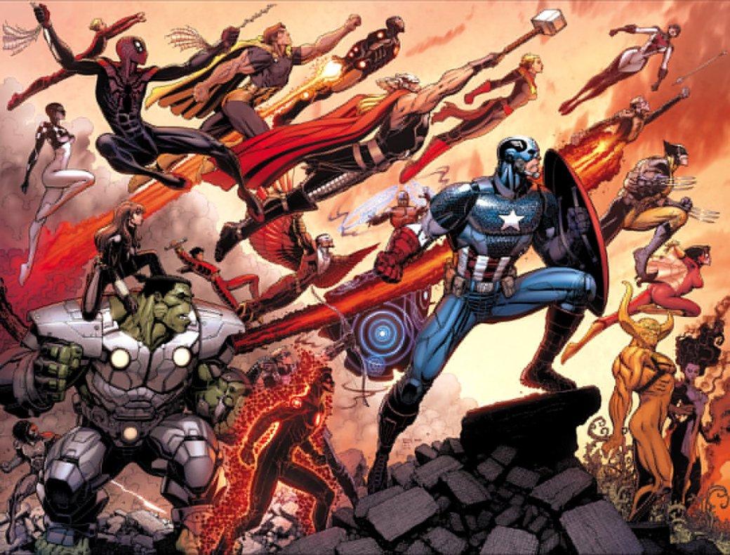 Сценаристы третьих и четвертых «Мстителей» рандомно тасуют персонажей - Изображение 2