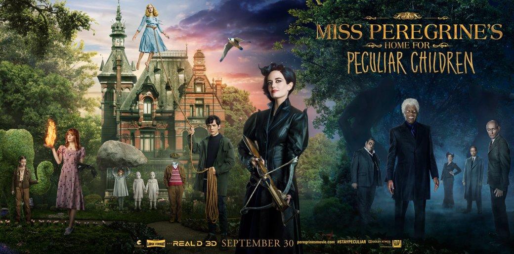 Рецензия на «Дом странных детей мисс Перегрин» - Изображение 4