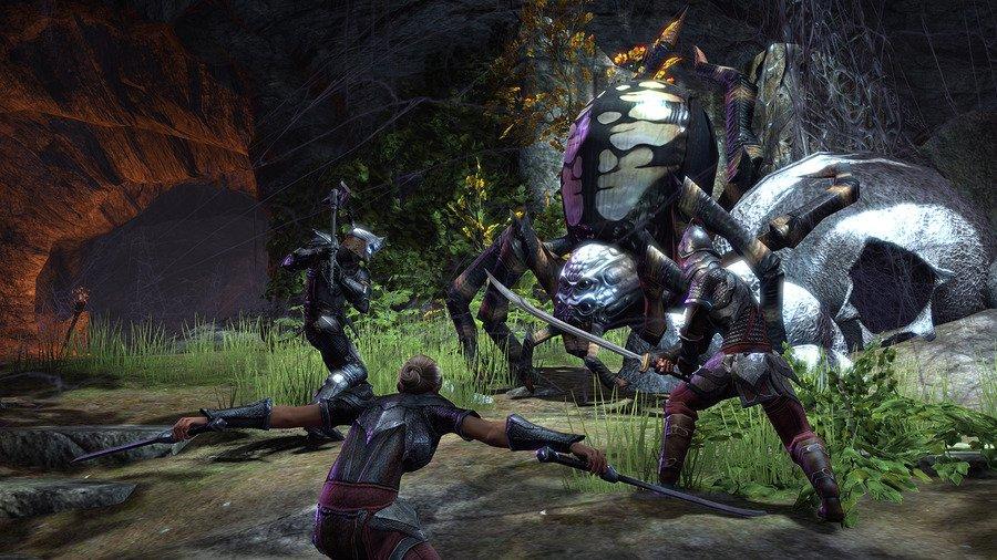 The Elder Scrolls Online для PS4 не потребует подписки на PS Plus  - Изображение 1