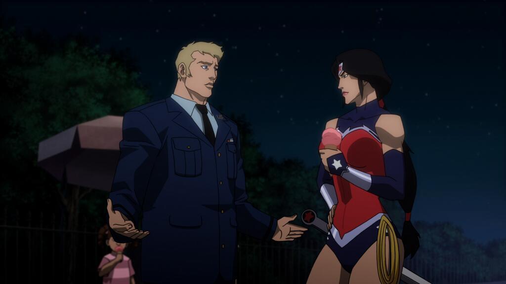 Как начать смотреть полнометражную супергеройскую анимацию. - Изображение 19
