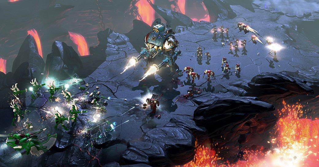 Рецензия на Warhammer 40.000: Dawn of War III. Обзор игры - Изображение 16