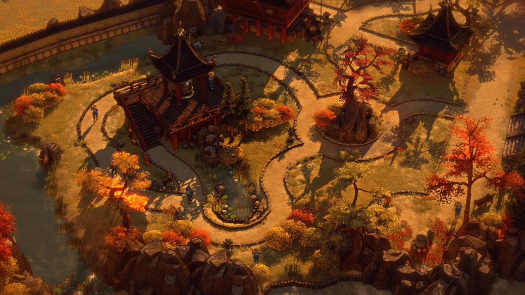 Рецензия на Shadow Tactics: Blades of the Shogun. Обзор игры - Изображение 6