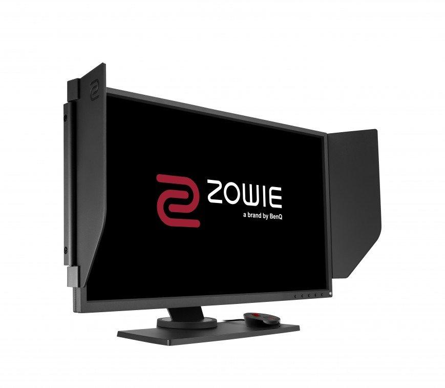 Benq представила геймерский монитор Zowie счастотой 240 Гцикрыльями - Изображение 1