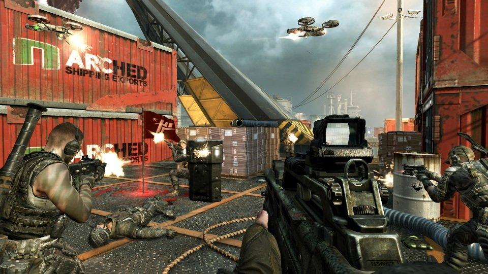 Call of Duty: Black Ops 2. Впечатления от мультиплеера.. - Изображение 2