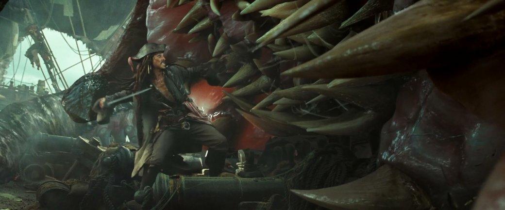Киномарафон: обзор всех «Пиратов Карибского моря». - Изображение 8