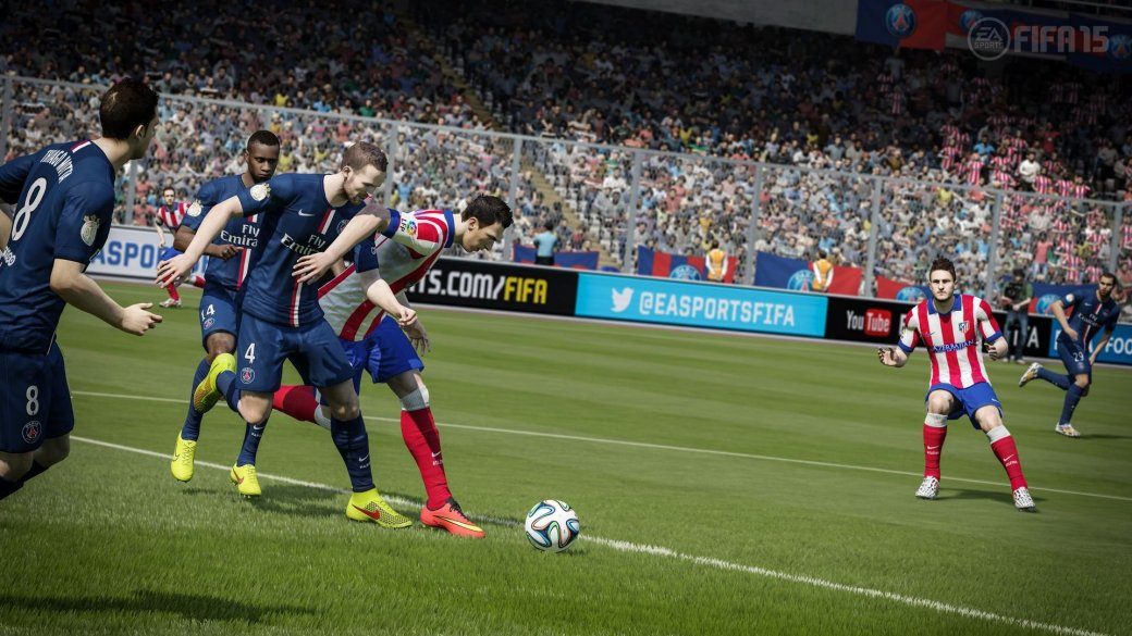 Демо-версия FIFA 15 побила рекорд EA Sports - Изображение 1