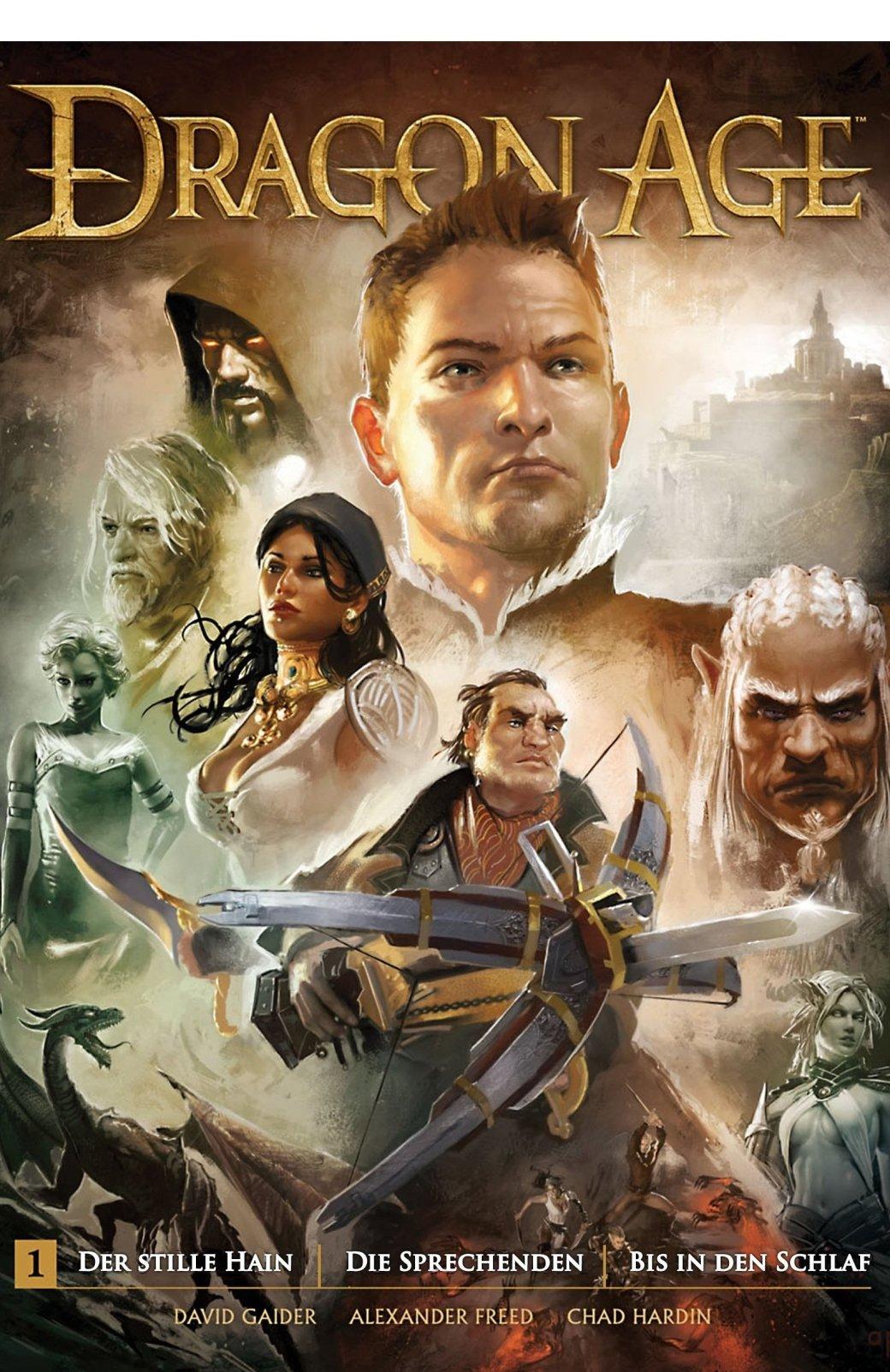 Мир Dragon Age - Изображение 9