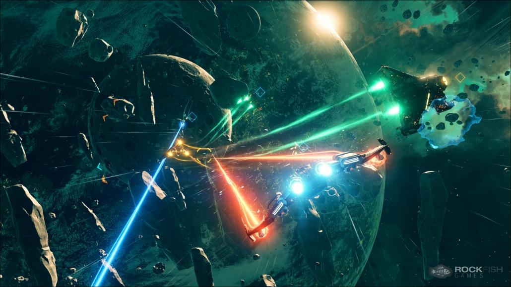 Космосим Everspace прошел Kickstarter: игра одобрена Крисом Робертсом. - Изображение 3