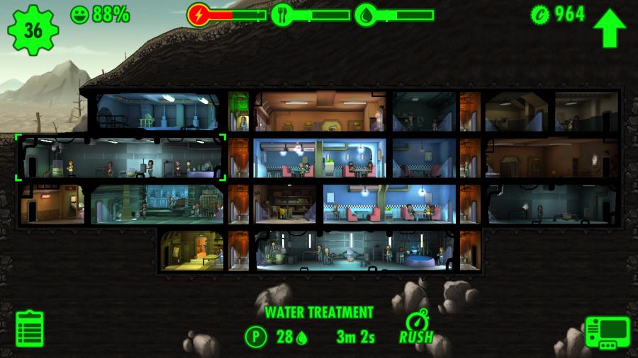 Fallout Shelter: к ядерной войне — готов! - Изображение 6