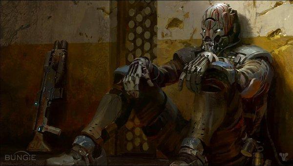Игрокам в Destiny предложат три расы - Изображение 3