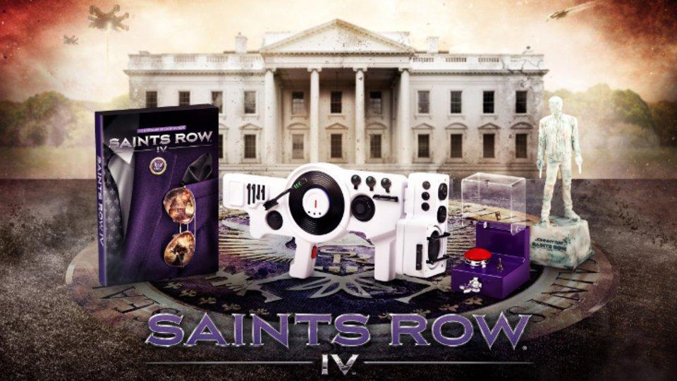 Saints Row 4 получит коллекционное издание - Изображение 1
