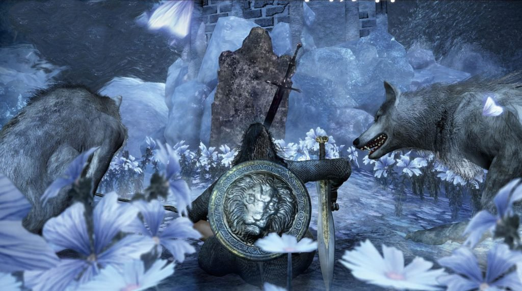 Рецензия на Dark Souls 3: Ashes of Ariandel - Изображение 3