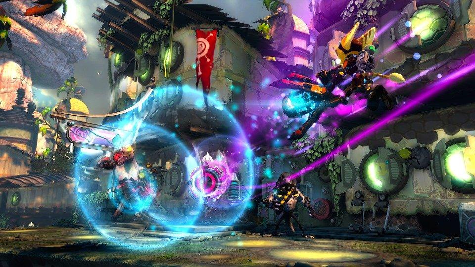 Рецензия на Ratchet & Clank: Nexus - Изображение 6