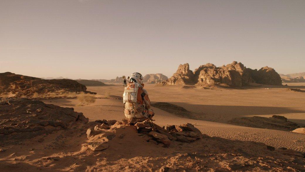 За что эффекты  «Марсианина» могут получить «Оскар»  - Изображение 1