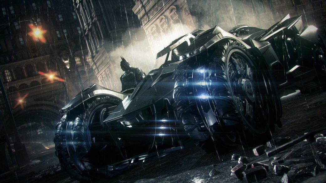 Подтверждено ESRB. Batman: Arkham Knight — самая жестокая игра серии - Изображение 1