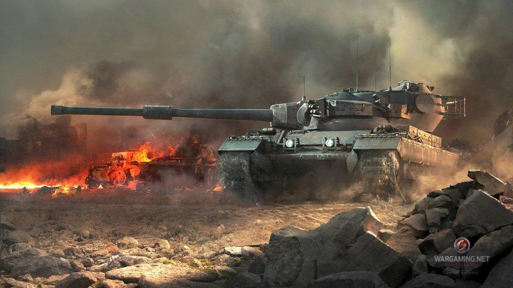 Авторы «Проповедника» взялись за комикс по World of Tanks - Изображение 1