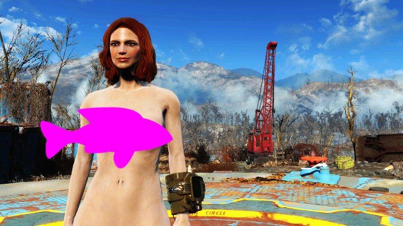 Чего не хватало Fallout 4? Ах да, голых женщин! - Изображение 3
