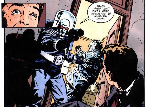 Комиксы: Gotham Central - Изображение 2