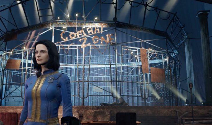 В Fallout 4 не вошли гладиаторские поединки: ждем DLC про Боевую зону - Изображение 1