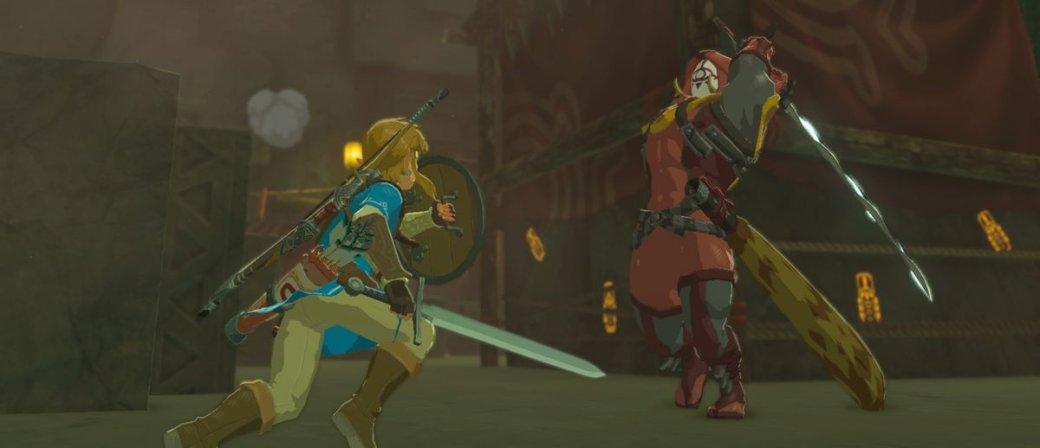 «Лучшая видеоигра вистории»— оценки The Legend ofZelda: BotW. - Изображение 2